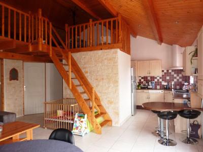 Maison 2 ch + mezzanine