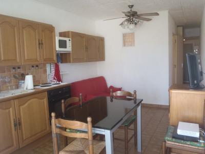 Studio cabine meublé 27m² Carnon Plage