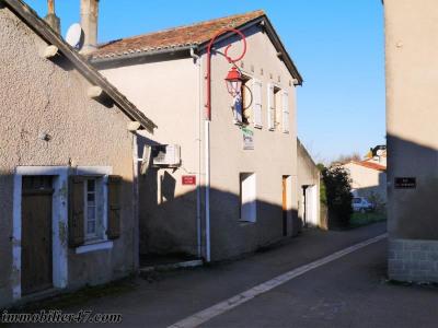 Maison de village dolmayrac - 4 pièce (s) - 104 m²