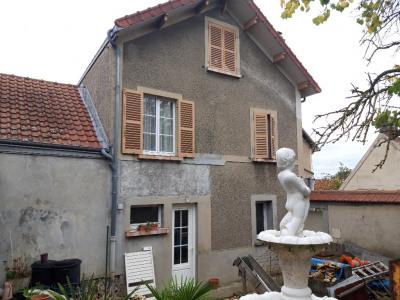 Maison Bonnières Sur Seine 6 pièce (s) 127 m²