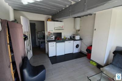 Appartement Rouen 1 pièce 22.3 m²