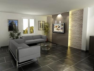 Maison avec 30 m² de jardin