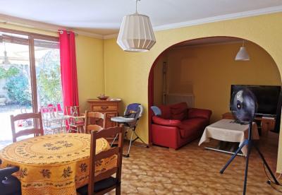 Calas - Villa T4 + jardin + garage