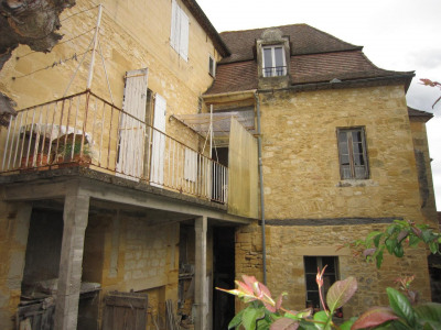 Old house 9 rooms