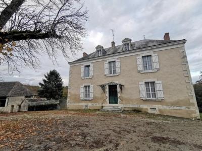 Maison Saint Hilaire Sur Benaize 6 pièce (s) 270 m²