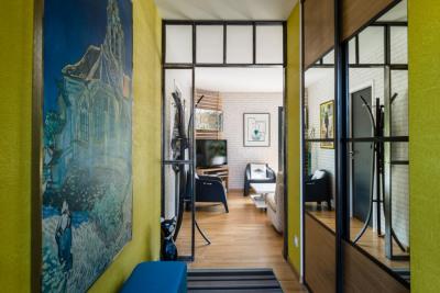 Appartement de type 3 Calme et lumineux 73 m² Aix Sud