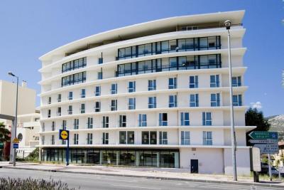 Appartement de 2 pièces 7ème étage