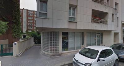 Parking place d'italie