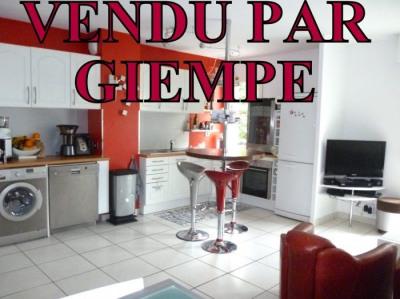 Appartement 3 pièces-61 m²-NANTES-189 400 euros