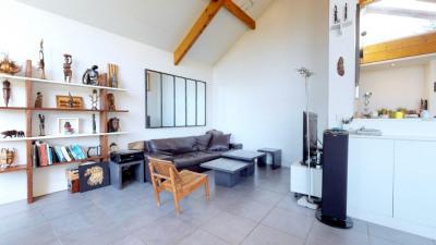 Maison d'architecte 3 chambres, terrain de 494 m²