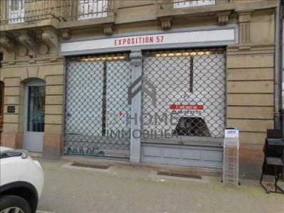 Local commercial - Avenue des Vosges