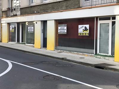 Local commercial Quimper 120 m²