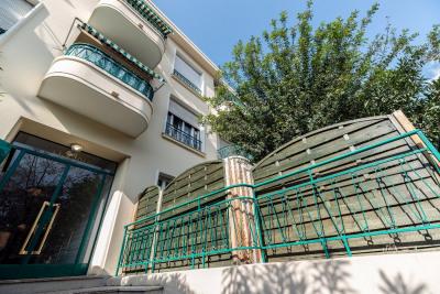 Nice-Cessole Appartement 2 pièces avec Jardin