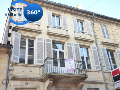 Appartement T4 centre ville de libourne