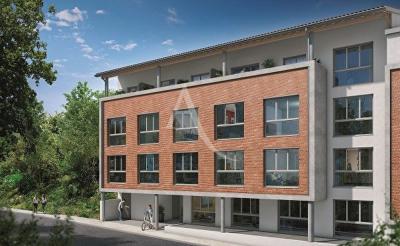 Appartement Castanet Tolosan 1 pièce (s) 26.39 m²