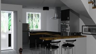 Maison st leu - 4 pièce (s) - 88.16 m²