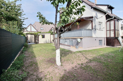 Maison Geispolsheim 6 pièce (s) 121 m² sur un terra