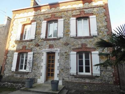 Maison de bourg - en pierre - 4 chambres