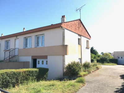 Maison Nieul Le Dolent 4 pièce (s)