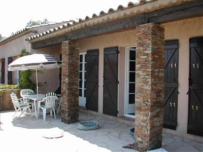 Location vacances maison / villa Les issambres 1710€ - Photo 2
