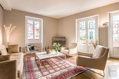 Saint JEAN DE LUZ CENTRE – Appartement 4 pièces de charme