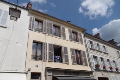 Centre Fontainebleau dans rue Piétonne
