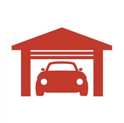 Grand garage - très rare à la vente !