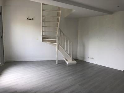 Appartement duplex de type 2 pièces de 43 m²