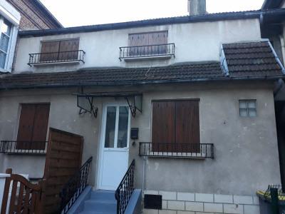 Maison meru - 3 pièce (s) - 37 m²
