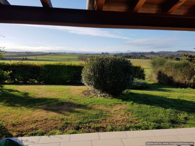 Villa T 6 avec garage, terrain et vues Pyrénées