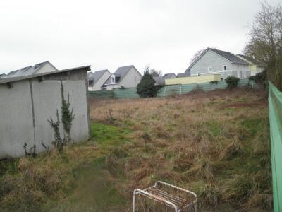 Terrain constructible Louviers 926m²