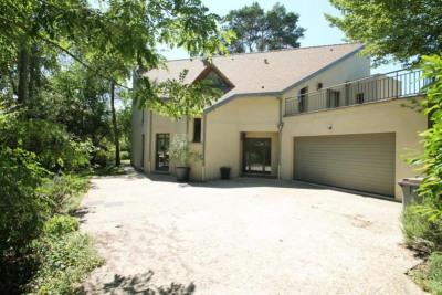 Maison d'architecte bois le roi - 8 pièce (s) - 318 m²