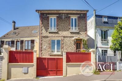 Maison individuelle pierrefitte - 6 pièce (s) - 105 m²