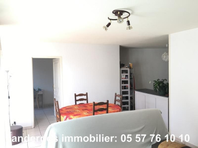 Vente appartement Ares