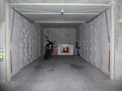 Garage en box