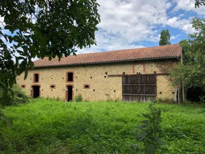 Grange en pierres Izotges 330 m²