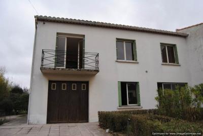 Castelnaudary pavillon sur 650 m² de jardin