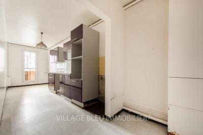 Appartement asnières sur seine - 4 pièce (s) - 89.85 m²