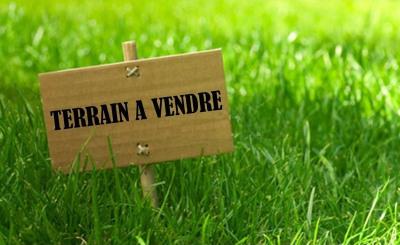 A vendre terrain charron 382 m²
