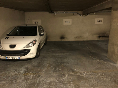 Location Parking Paris Saint-Paul - 0 m²