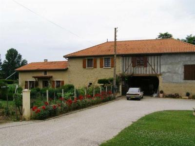 Vente maison / villa Marciac