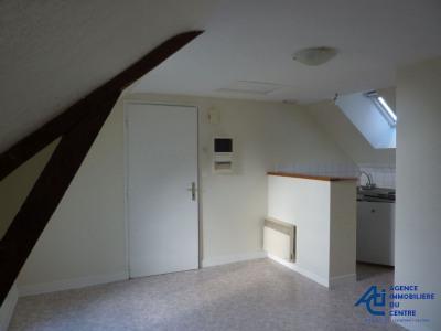 Appartement Pontivy - 1 Pièce (s) - 13.95 M² - VUE SUR JARDIN