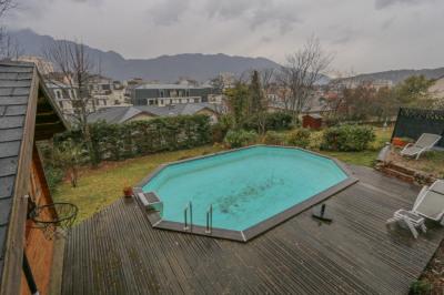 Maison Aix Les Bains 8 pièces 220 m² centre ville