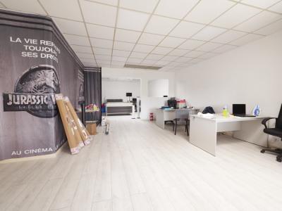 Bureaux de 111 m²