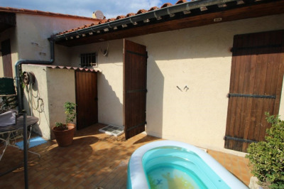 PORT-VENDRES Maison avec terrasse jardin et garage