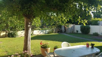 Maison/villa 5 pièces jardin