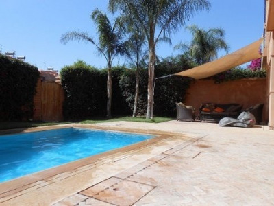 Villa 7 pc avec Piscine à Marrakech