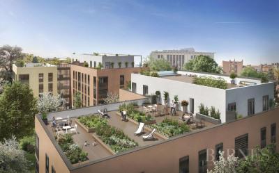 Lyon 4 - croix rousse - T5 140.20 sqm - Roof top - 5 bedrooms