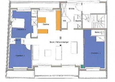 Appartement La Baule Escoublac 5 pièce (s)