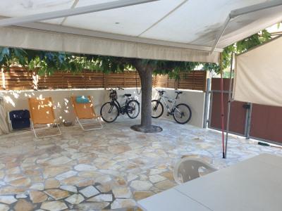 Studio meublé Sept à Juin + Gde Terrasse
